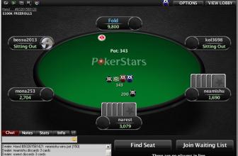 Hvordan spille 5 kort Stud Poker?